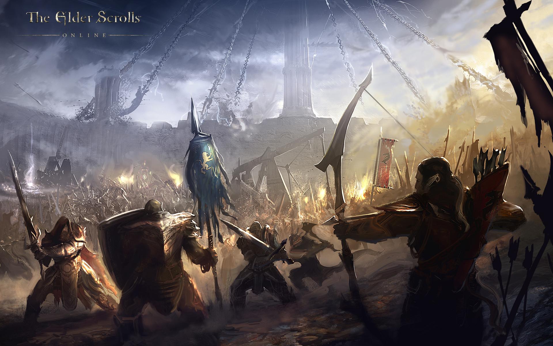 The Elder Scrolls Online - Wallpaper | www ...